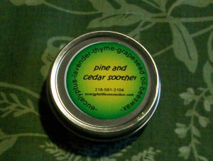 Pine and Cedar Soother